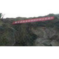 边坡挂网防护.山坡防护网.边坡防护网生产厂家