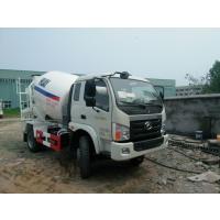 供应华专一牌BJ5142GJB-G1福田时代6方水泥搅拌车,3.5L
