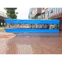 杭州临安市大型仓库雨棚布户外移动帐篷活动遮阳蓬