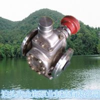 沧州金海泵业YCB齿轮泵 不锈钢圆弧泵高压泵输送泵无泄漏