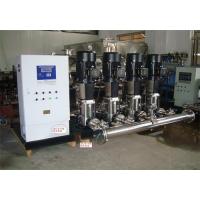 山西变频供水设备生产厂家