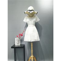 一线品牌女装朵以夏装库存女装尾货折扣走份低价库存货源