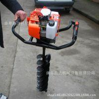 电线杆挖坑机  电钻孔机 多功能汽油挖坑机