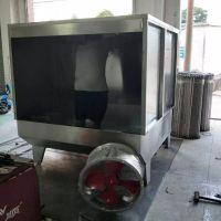 高效喷漆水帘柜 环保除尘水濂柜 现货喷油柜 锋易盛供应