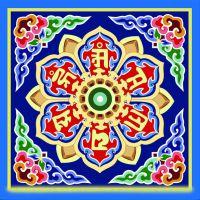 盛古装饰艺术彩绘/喷漆古建/寺庙地宫天花集成吊顶直销/扣板天花