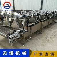全自动翻转式风干机 牛肉干成套加工设备 大型气流干燥风干机
