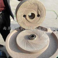 千元小本创业项目石磨香油机 电动豆浆石磨机鼎达家机械