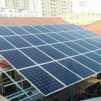 焦作太阳能光伏发电成本层压太阳能电池板/成熟技术组件提供
