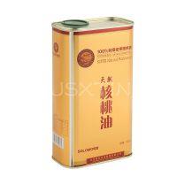 核桃油铁罐1l 食用油铁桶 定制 马口铁 1L-1.2L-1.5L-1.6L