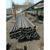 热镀锌异型管 异型护栏管 楼梯扶手异型管生产
