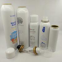气雾罐 化妆品喷雾瓶 保湿水喷罐 压力喷雾罐 金属罐 铝瓶 瓶子大小可定制 15899679057