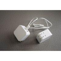 热销大电流5V4.8A电源适配器 通过CE FCC ROHS认证充电器