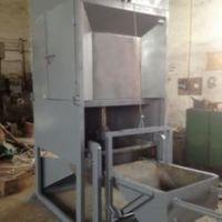 富威重工900铝灰炒灰机 铝灰分离设备