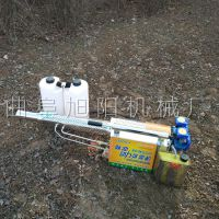 新款直销园林花木杀虫喷雾器农用汽油动力打药机背负式除害消杀机