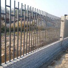 湛江小区铁艺栅栏批发 中山学校防爬铁艺围栏定做 锌钢围栏价格