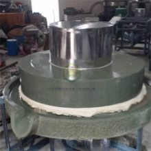 电动石磨厂家直销 多种规格石磨机 山东邦腾优质低价