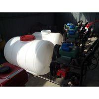 宁城县电瓶车打药机 富兴推车高压打药机 汽油拉管式喷雾器厂家