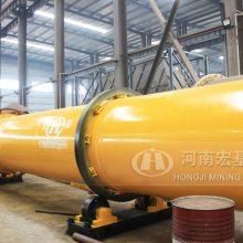 1000吨煤泥干燥机生产线在广西柳州大放异彩