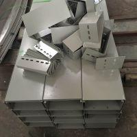 供应镀锌线槽 华全 6米跨距电缆桥架 热浸锌防腐槽盒 喷塑桥架
