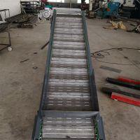 沈阳链板输送机 德雷克常年生产 速度可调物料传送机 链板组装线