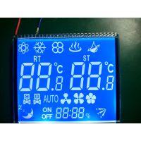 中央空调显示屏 温湿度 LCD 液晶屏 LED背光源 晶立威