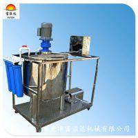 广州白云不锈钢搅拌罐 洗洁精生产设备 洗手液搅拌机 高效油墨搅拌桶
