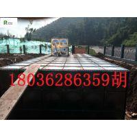 地埋水箱 热镀锌钢板水箱 BDF地埋水箱价格 润平定制