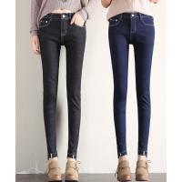 北京因厂家倒闭女装韩版喇叭裤便宜低价批发 时尚修身显瘦小脚裤清货处理