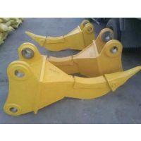 供应小松pc300/200尖齿岩斗齿挖斗配件精钢材质