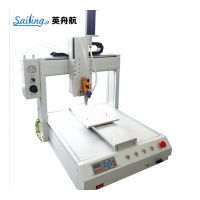 310ML有机硅橡胶自动点胶机,选310ml硅胶自动点胶机生产厂家sailing苏州英舟航点胶设备