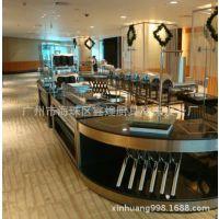 【厂家直销】豪华型自助餐台,豪华自助餐展示柜