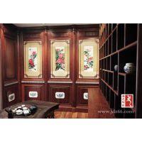 唐龙陶瓷红木家具装饰瓷板