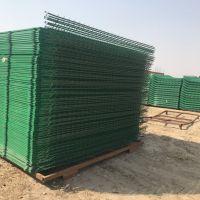 公路护栏网-高速护栏网-养殖护栏网-绿色围栏网-绿色铁丝网-双边护栏网-框架护栏网