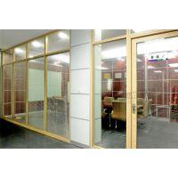 陕西博尔安康办公玻璃隔断墙|高隔间定制选择陕西博尔11年企业历史,千家成功案例用行动说明实力