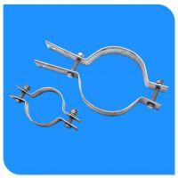 热镀锌抱箍 抱箍厂家 加工定做多型号抱箍 铁件加工定做量大优惠