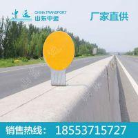 柱式轮廓标 高速公路PVC百米桩 双面反光轮廓标 pvc柱式轮廓标