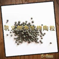 各种形式滤池滤罐用生物陶粒 循环水粗过滤用陶粒