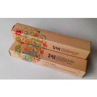 厂家瓦楞纸箱筷子高档礼品盒可定制纸箱彩盒定做瓦楞筷子彩盒
