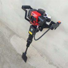 富兴便携式挖树机 挖树机厂家 铲头式断根起树机