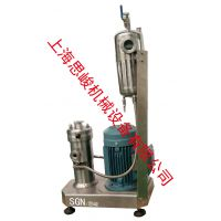 上海思峻/氟化碳纳米管研磨分散机
