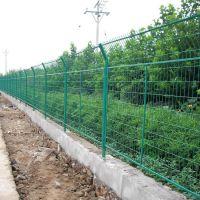 工程施工隔离护栏 光伏发电项目围栏网 双边丝铁丝网围栏