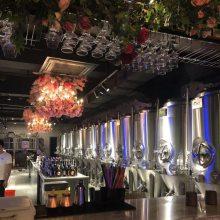 呼市卡腾堡精酿啤酒主题餐厅的啤酒设备供应商