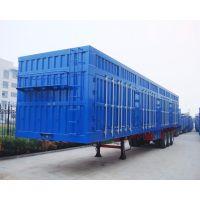 厂家直销集装箱运输半挂车,长途运输半挂车