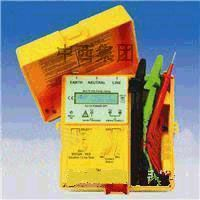 中西 漏电保护器测试仪 型号:SH7-1813EL 库号:M404124