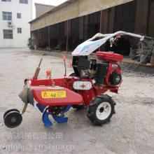 178型柴油大马力果园施肥开沟机 启航甘蔗培土机 大棚方便作业的松土机哪里有卖