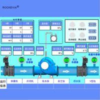 供应威盛成套电气系统方案自动化综合控制台 自来水远程监控系统