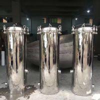 不锈钢袋式精密过滤器 保安过滤器PP芯式(19-20芯)40寸
