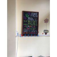 东莞玻璃黑板X上海挂式单面磁性黑板C小型黑板促销特惠