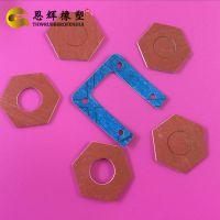 3M自粘石棉垫圈 耐高温石棉 赛钢华司 黑色POM塑料垫片厂家直销