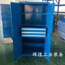 深圳 辉煌HH-255 4抽屉重型零件柜 宁波5抽屉带层板五金存放柜车